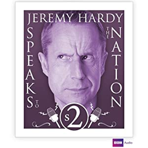 Jeremy Hardy Speaks to the Nation, Series 2 Radio/TV Program