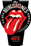 2011 Rolling Stones 50th Anniversary 40 Licks Merlot Mendocino County 750mL