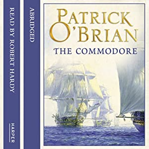 The Commodore Audiobook