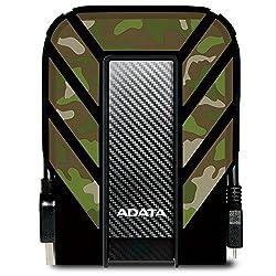 ADATA HD710M 1TB Military-Spec USB 3.0 External Hard Drive(AHD710M-1TU3-CCF)