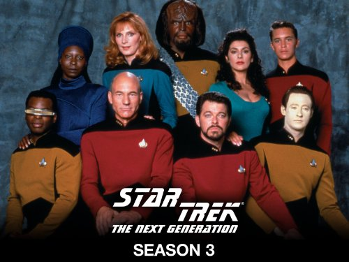 Amazon.com: Star Trek: The Next Generation Season 3: Patrick Stewart