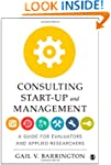 Consulting Start-Up and Management: A...