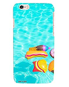Swimming Pool Case for Apple iPhone 6+ / 6s+ from Wrap On!
