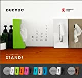 DUENDE STAND! ABS ティッシュケース ホワイト