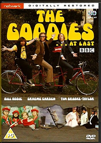 The Goodies ... At Last (BBC) [1970]