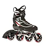 K2 Sports Radical Pro Training 2012 Inline Skates (Black/Silver/Red)