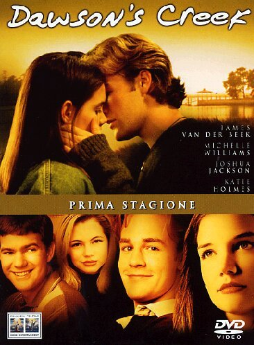 Dawson's Creek Stagione 01 [4 DVDs] [IT Import]