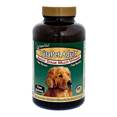 Naturvet Vitapet Adult Dog Vitamin 60 Ct