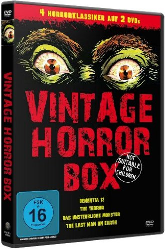 Vintage Horror Box [2 DVDs]