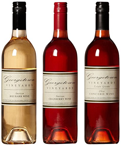 Georgetown Vineyards Holiday Mixed Pack, 3 x 750 mL image