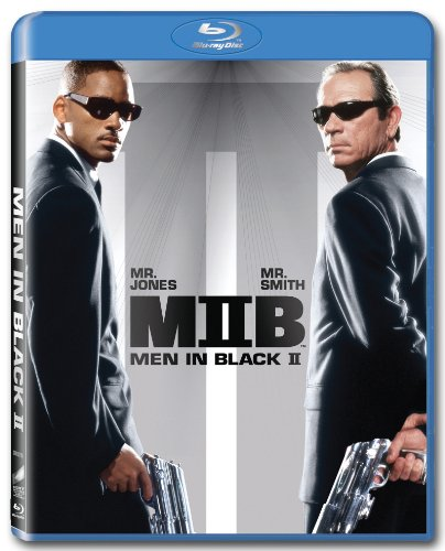 Люди в черном 2 / Men in Black II (2002) BDRip от HQ-ViDEO