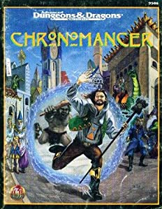 Chronomancer (AD&D Fantasy Roleplaying) by Loren L. Coleman and Paul Jaquays