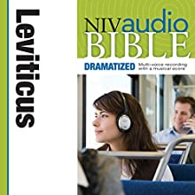 NIV Audio Bible, Dramatized: Leviticus Audiobook by  Zondervan