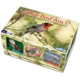 "Bird Trivia Game ""What Bird Am I?"" - The Ultimate Educational Bird Trivia Card Game Featuring Over 300 Bird Photo Cards - Proudly Made in the USA"