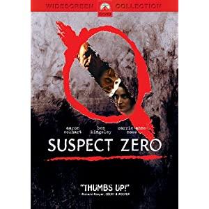 Amazon.com: Suspect Zero (Widescreen Edition): Aaron Eckhart, Ben ...
