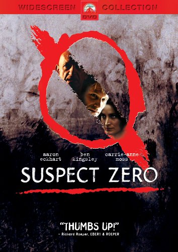 Cover art for  Suspect Zero (Widescreen Edition)