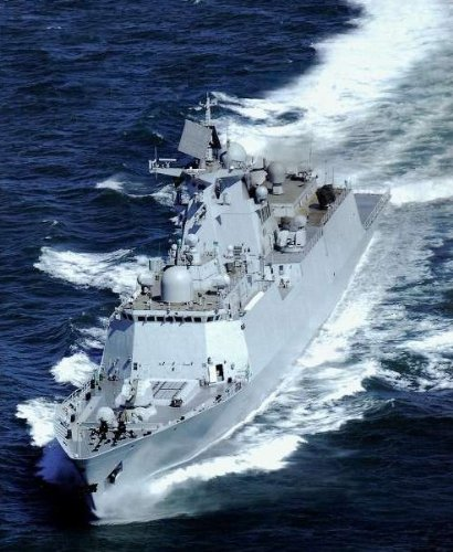 Stealth Missile Frigate Type 054A Warship RC Military Battleship R/C Electric 1/275 Model Boat