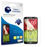 Tech Armor LG G2 Smartphone Anti-Glare/Anti-Fingerprint (Matte) Screen Protectors [3Pack] Lifetime Warranty