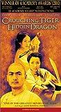 echange, troc Crouching Tiger Hidden Dragon (Dub) [VHS] [Import USA]