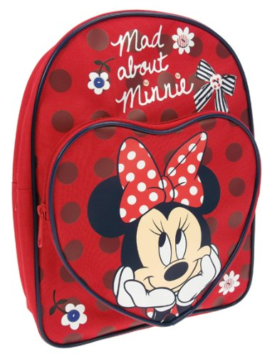 Minnie Mouse Mad About Minnie Backpack