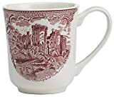 Johnson Brothers Old Britain Castles Pink Mug, 10 ounce