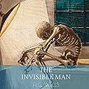 The Invisible Man Hörbuch von H. G. Wells Gesprochen von: Cate Barratt