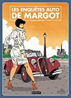 Les enquêtes auto de Margot : Coffret La trilogie Bertoni