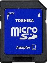 Comprar Toshiba SD-C032UHS1(BL5A - Tarjeta de memoria micro SD de 32 GB (adaptador Clase 10 UHS-I)