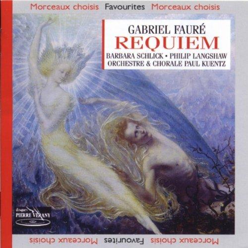 Requiem, Op. 48 : In Paradisum front-209751