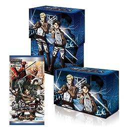 ジーククローネ スペシャルパック 「進撃の巨人」 リヴァイ&エルヴィン Ver BOX