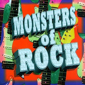 Monsters of Rock by Quit Riot, Great White, Cheap Trick, Ratt and Poison