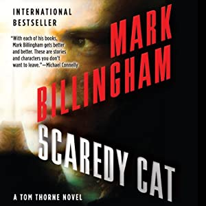 Scaredy Cat: Thomas Thorne, Book 2 | [Mark Billingham]