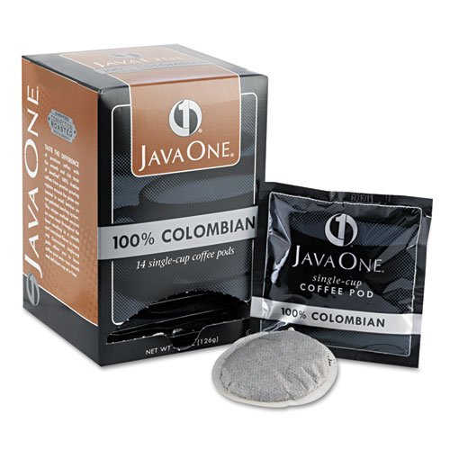 JAV30200 - Java Trading Co. Coffee Pods (Single Cup Coffee Pods compare prices)