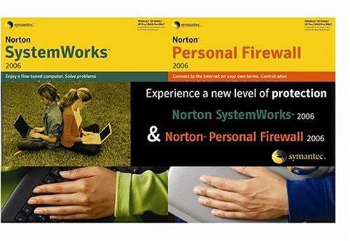 Norton Systemworks 2006 & Personal Firewall 2006 Bundle