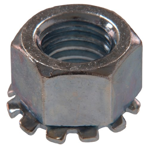 The Hillman Group 180276 Keps Lock Nut, 10-Inch By 24-Inch, 100-Pack front-558727