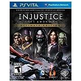 Injustice: Gods Among Us Ultimate Edition - PlayStation Vita Standard Edition