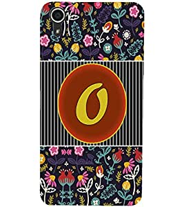 PrintDhaba GRANDbet O D-3137 Back Case Cover for HTC DESIRE 728 (Multi-Coloured)