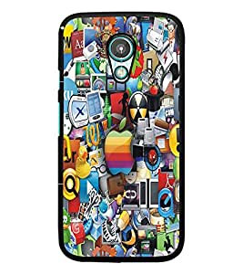 PrintDhaba Graffiti D-4244 Back Case Cover for MEIZU M1 NOTE (Multi-Coloured)