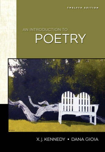An Introduction to Poetry