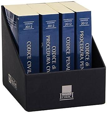 Cover I quattro codici: Codice civile-Codice penale-Codice di procedura civile-Codice di procedura penale