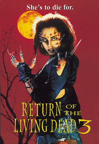 Return of the Living Dead 3 [DVD] [1993] [Region 1] [US Import] [NTSC]