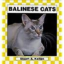 Balinese Cats (Cats Set 2)
