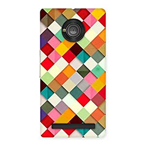 Special ColorFull Ribbons Print Back Case Cover for Yu Yunique