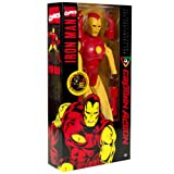 Iron Man Classic Covers Uniform & Equipment 1/6 Scale Captain Action Set