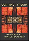 Contract Theory (0262025760) by Patrick Bolton