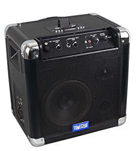 tunes2go rock box bluetooth portable pa system and guitar amplifier mp3 players. Black Bedroom Furniture Sets. Home Design Ideas