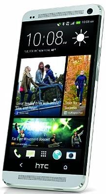 HTC One (Dual SIM, Silver)