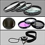 Professional Filter Kit For Nikon D30...