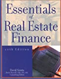 Essentials of Real Estate Finance (0793135192) by David Sirota