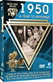 British Pathé News - A Year To Remember 1950 [DVD]